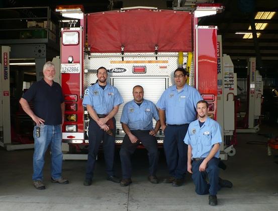 City of La Verne, Calif., staff.