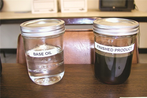 Rosemead Oil's Smart Oil Lubricants are equal or superior than finished products made from crude oil just extracted from the ground, according to the company.