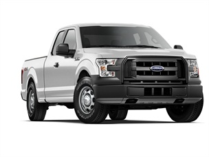 Aluminum F-150 Designed for Repairability