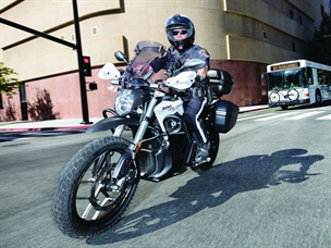 What's New in Police Motorcycles?