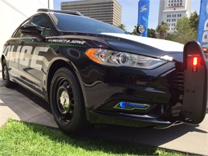 Ford's New Hybrid Police Sedan Doubles Fuel Efficiency