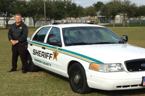 Duval County Sheriff S Office Car