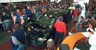 GSA Markets Auction Vehicles to the Public Article