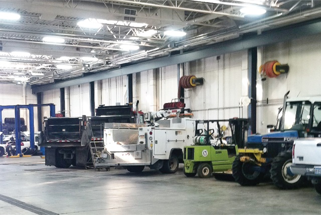 Carver County, Minn., is using this shared software implementation as a way to improve its fleet operations. Photo courtesy of Carver County