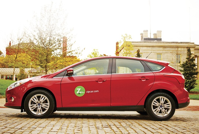 Zipcar is among the many car sharing service providers organizations can use to manage fleets in a more environmentally and financially responsible way.