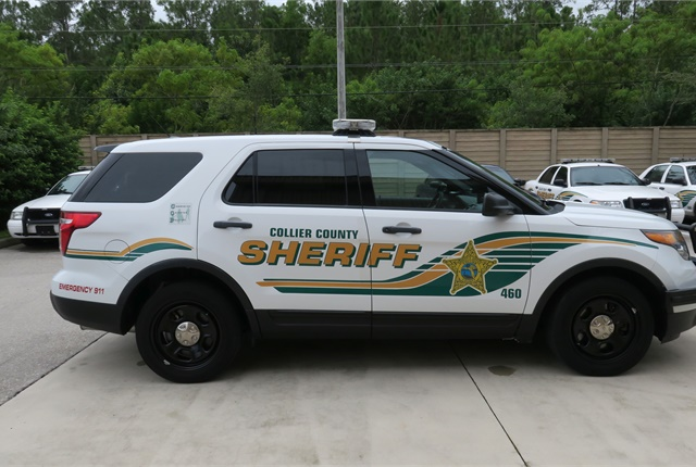 Collier County (Fla.) Sheriff's Office purchases about 100 vehicles each year, all of which are upfitted by an outside vendor. Photo courtesy of Collier County Sheriff's Office