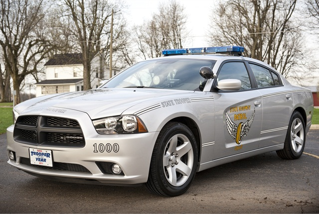 Ford Police Interceptor Utility Is California Highway Patrols Next