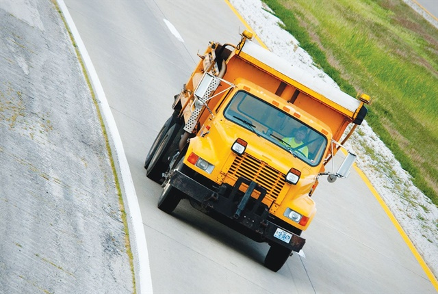 The Missouri DOT has 1,600 vehicles equipped to handle snow removal. Photo courtesy of MoDOT