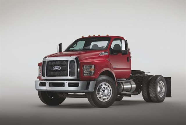 Photo of 2017 F650/F-750 courtesy of Ford.