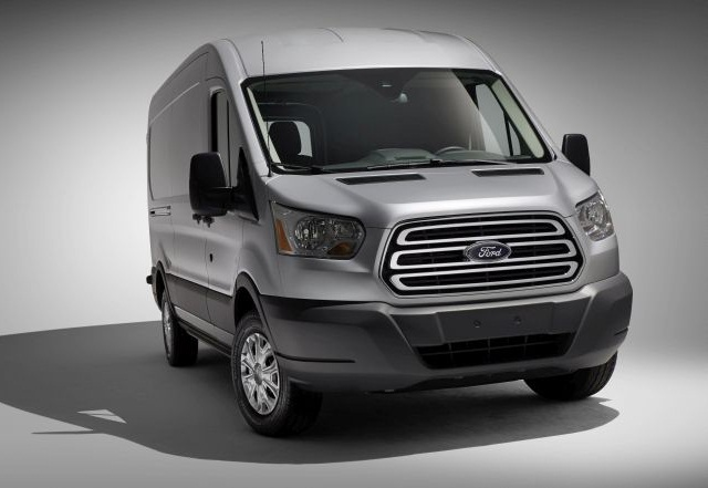 All Ford Transit models are made with high-strength steel to enable them to cary 600 pounds more in payload.