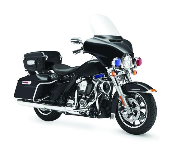 FLHTP Electra Glide. Photo courtesy of Harley-Davidson.