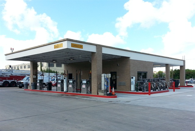 The City of Houston now has fewer fuel-site related problems after implementing a new fuel system maintenance program.