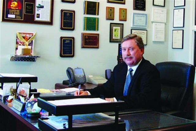 Doug Weichman, CAFM, director of fleet management for Palm Beach County, Fla., is currently senior vice president of the NAFA Fleet Management Association.