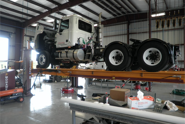 Since Lee County adopted a strict PM program, the life cycle of many of its vehicles has doubled. Photo courtesy of Lee County
