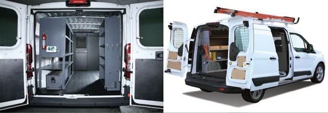 Masterack plans to offer its new SmartSpace cargo management system for Ram's ProMaster full-size van.