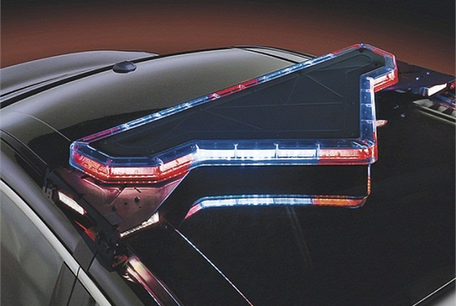Choosing the right lightbar articles law enforcement articles photo via police magazine aloadofball Choice Image