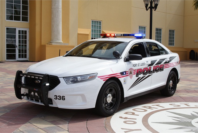 The Port St. Lucie Police Department plans to have Derive Efficiency calibrate its current vehicles that are MY-2013 and newer. Photo courtesy of City of Port St. Lucie