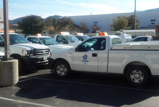 The utility has started a small motor pool program for vehicles getting underutilized.