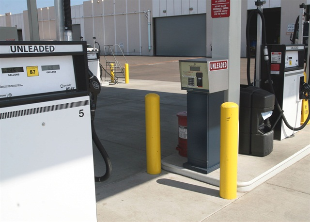 San Diego County hopes to have all 2,600 on-road units are equipped with AssetWorks' wireless automated fuel management system within three years. Photo courtesy of Ken Cavanah, San Diego County
