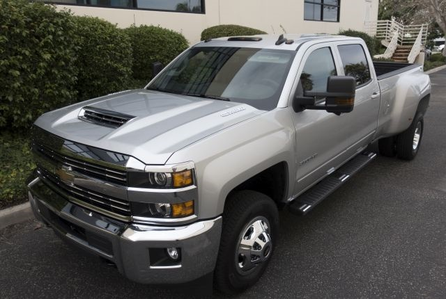 Photo of Chevrolet Silverado 3500 HD by Vince Taroc.