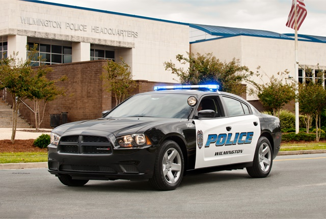 By implementing a take-home police vehicle program, the Wilmington Police Department (N.C.) is keeping vehicles longer and increasing officer morale. Photo courtesy of Wilmington PD