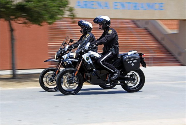 Photo courtesy of Zero Motorcycles.