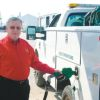 Larry Goill Award Winner David Bragg, fleet operations superintendent for the City of Fayetteville, Ark., helped developed what may be the nation's first biodiesel dispenser capable of blending at the dispenser.