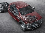 <p>Ram Trucks now offers right- and left-hand power take-off (PTO) options on Ram 3500, 4500, and 5500 Chassis Cab trucks. (PHOTO: Ram Truck)</p>