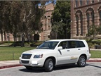 By testing the Toyota FCHV-adv fuel-cell cars, UCLA helps boost awareness for the technology.