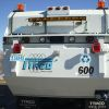 Biodiesel-powered street sweepers are among the 1,350 alt-fuel vehicles in the 1,500-unit Las Vegas fleet.