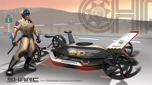 Looking Ahead: Police Car Concepts for 2025 - FleetSpeak ...