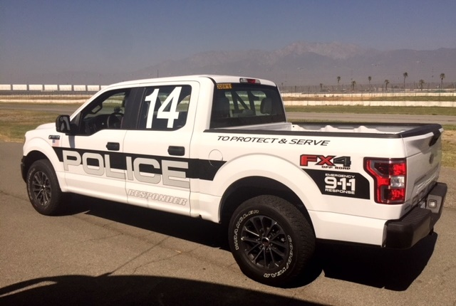 2018 Michigan State Police Vehicle Testing >> Police Vehicles Pushed to the Limit in California - Managing a Police Fleet - Government Fleet