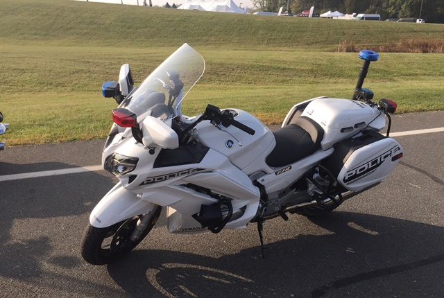 Photo of Yamaha FJR1300 by Paul Clinton.