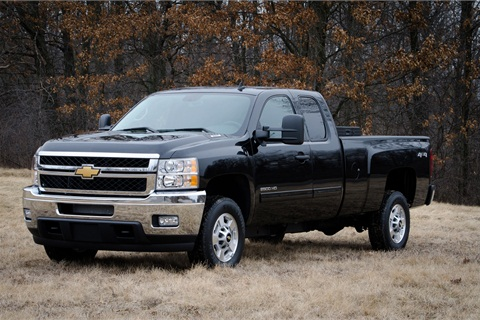 2013 Gmc And Chevrolet Bi Fuel Pickups Unveiled News