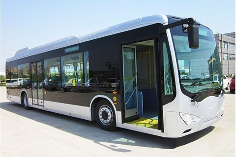 BYD GreenCity. Photo: BusinessWire