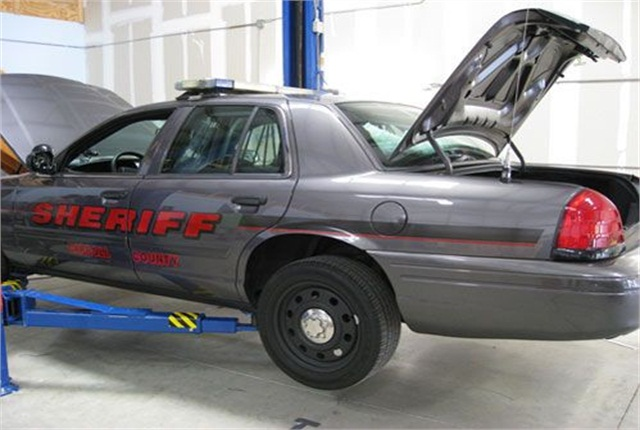 Carroll County (Ga.) Sheriff's Office has converted 36 vehicles to run on propane autogas.