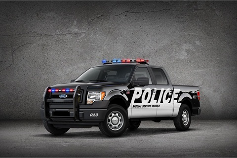 Ford Offers New F150 Special Service Vehicle Package  News