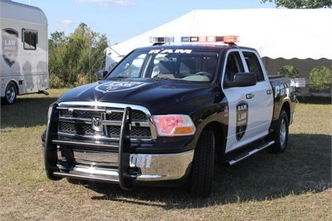 Dodge Considers Durango Ram For Police Fleets Top News