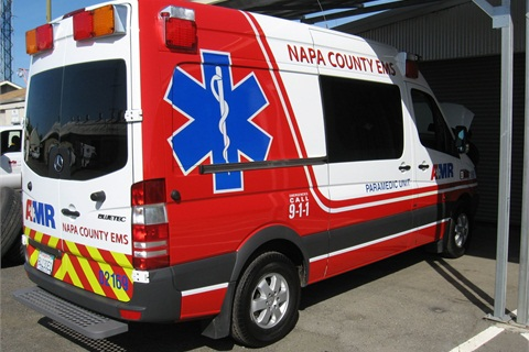 The City of Napa, Calif., has formed an insourcing agreement with ambulance service provider American Medical Resources (AMR).