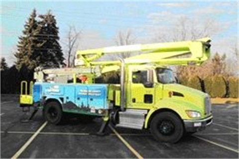 Pictured is a vehicle from Milwaukee County. Photo courtesy Odyne Systems.