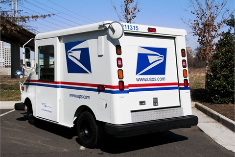 truck fuel filter micron u.s. postal service receives prototype vehicle for testing ... #4