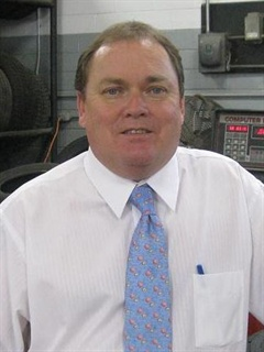 Tim Ryburn was named fleet/mail administrator for the State of Iowa in April.