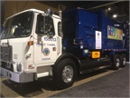 Calif. City Debuts Near-Zero Emission Refuse Truck