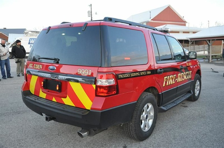 gallery photo courtesy of auto truck group auto truck group donates truck to ky fire. Black Bedroom Furniture Sets. Home Design Ideas
