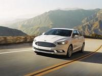 <p><em>Photo of the 2018 Fusion midsize sedan courtesy of Ford.</em></p>