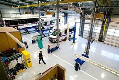 City of Lodi Opens $3.4M Maintenance Shop - Top News - Maintenance ...
