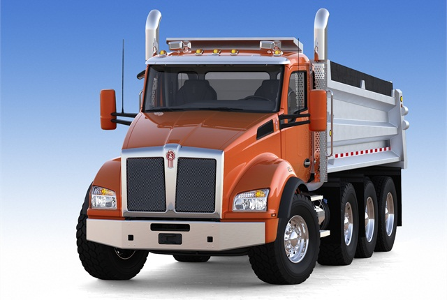 The Kenworth T880 will be available summer 2013.