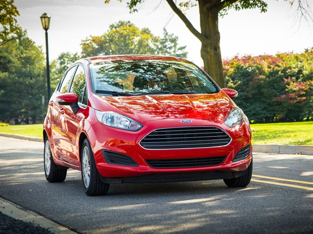 Photo of 2014 Fiesta courtesy of Ford.