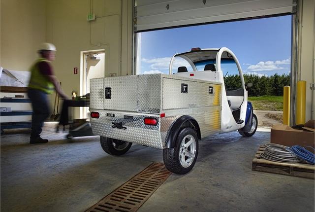 2014 GEM eL XD light utility vehicle