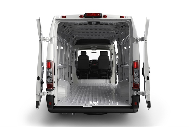 Chrysler Reveals 2014 Ram Promaster Full Size Van In
